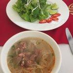 Noodle soup, top class