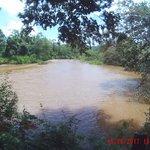 il fiume che abbiamo attraversato