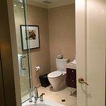Bathroom w/ Soaking Tub & Shower visible