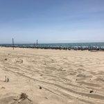 Spiaggia bellissima e curata
