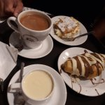 Chilli and Milk Hot Chocolates and Cakes