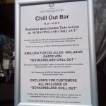 the off limits lakeside chill-out bar