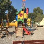 magnifique parc enfant