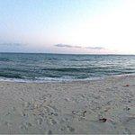 Spiaggia curata e bellissima