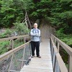 Photo de High Falls Gorge