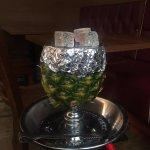 Pineapple Shisha head