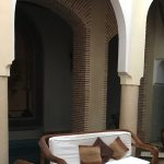 Sitting area Riad