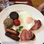 Irish Breakfast at the Blindgate House