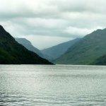 Fresh water lake in Knoydart