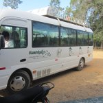 Bus to Lodge
