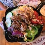 BBQ Salad. WOW!