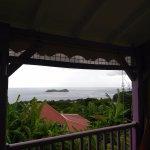 terrasse face à la mer