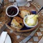 Try the scones, delicious!