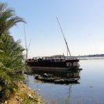 Nebyt anchored at El Cab
