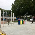 Nice city park for the kids!