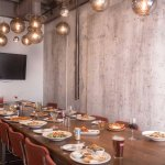 Great private dining room
