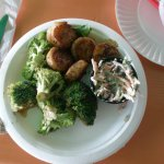 Scallop Platter $18