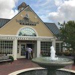 Water Street Grille, Yorktown, VA Entrance, 9-10-17