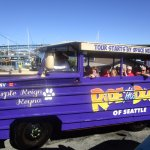 Ride the Duck - Lake Union