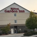 Hilton Garden Inn on Ames' west side. Easy access off Highway 30.