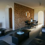 Spacious lounge dining room