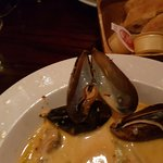 Apparently these Mussels were not overcooked. This was one of the best of the bunch.