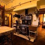 Lovely original kitchen area