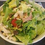 Chicken, Bacon and Avocado salad