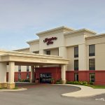 Hampton Inn Dubuque, IA Exterior