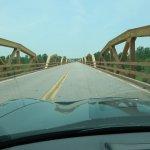 Crossing the Pony Bridge