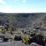 Volcanoes National Park Crater