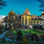 Photo of Wildflower Hall, Shimla in the Himalayas