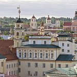 View From The Rooftop Old Town