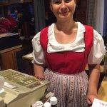 Cashier/waitress