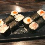 Salmon and Tuna Maki