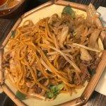 Yakisoba (Dinner Box portion)