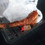 カースケの豚のしっぽ焼き(1本220円)