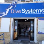 Entrance to Dive Systems.