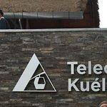 fachada de oficinas de telecabinas