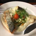 saumon fenouil