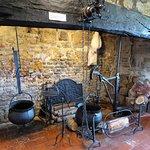 Kitchen at Michelham Priory