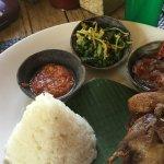 Duck lunch -yum