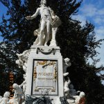 Photo of Mozart Statue