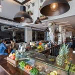 Join Juice Bars - view from the bar