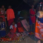 maasai market. we had to get some sourvenirs
