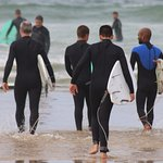 let's go surfing....