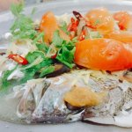 teochew styled steamed fish