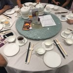 Tze Yuet Heen at Crowne Plaza Hong Kong Kowloon East ภาพถ่าย