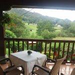 Desayunos desde la terraza