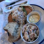 Dressed crab - easy to eat